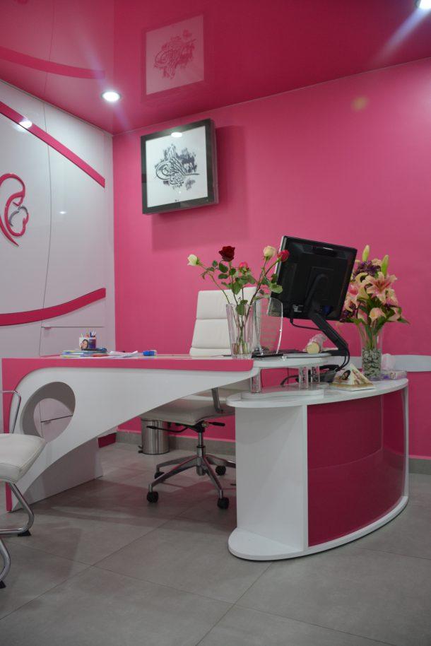 Cabinet de gynécologie